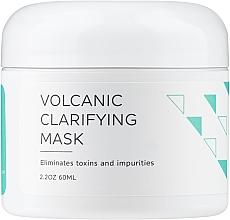Düfte, Parfümerie und Kosmetik Vulkanische Tonmaske für das Gesicht - Ofra Volcanic Clarifying Mask