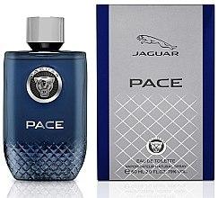 Düfte, Parfümerie und Kosmetik Jaguar Pace - Eau de Toilette (Tester ohne Deckel)
