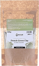 Düfte, Parfümerie und Kosmetik Gesichtsmaske mit grüner Tonerde - Natur Planet French Green Clay
