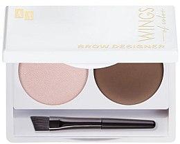Düfte, Parfümerie und Kosmetik Augenbrauen-Make-up - AA Wings Of Color Brow Designer