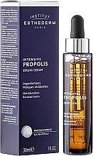 Düfte, Parfümerie und Kosmetik Gesichtsserum mit Propolisextrakt gegen unreine und zu Akne neigende Haut - Institut Esthederm Intensive Propolis Serum