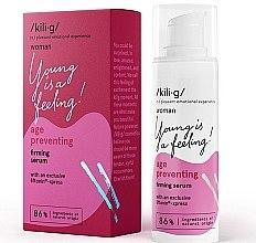 Düfte, Parfümerie und Kosmetik Straffendes Gesichtsserum - Kili·g Woman Age Preventing Firming Serum