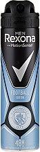 Düfte, Parfümerie und Kosmetik Deospray Antitranspirant - Rexona Manchester City Spray