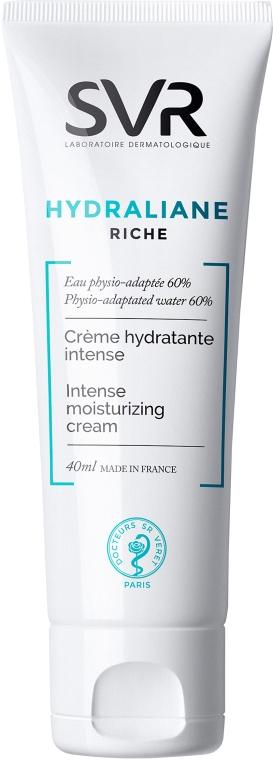 Intensiv feuchtigkeitsspendende Gesichtscreme - SVR Hydraliane Rich Cream