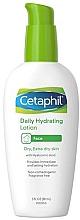 Düfte, Parfümerie und Kosmetik Feuchtigkeitsspendende Gesichtslotion mit Hyaluronsäure für trockene und sehr trockene Haut - Cetaphil Daily Hydrating Lotion With Hyaluronic Acid