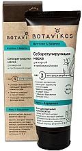 Düfte, Parfümerie und Kosmetik Reinigende und straffende Gesichtsmaske für fettige und Problemhaut - Botavikos Nutrition And Balance Mask
