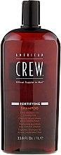 Düfte, Parfümerie und Kosmetik Tägliches Shampoo - American Crew Fortifying Shampoo