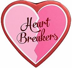 Düfte, Parfümerie und Kosmetik Gesichtsrouge - I Heart Revolution Heartbreakers Shimmer Blush