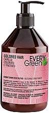 Düfte, Parfümerie und Kosmetik Regenerierende Haarspülung für gefärbtes Haar - Dikson Every Green Colored Hair Restorative Conditioner