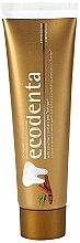 Düfte, Parfümerie und Kosmetik Anti-Karies Zahnpasta - Ecodenta Cinnamon Toothpaste Against Caries