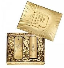 Düfte, Parfümerie und Kosmetik Paco Rabanne 1 Million - Duftset (Eau de Parfum 100ml + Deospray 150ml)