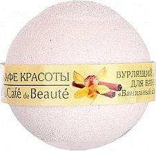 "Düfte, Parfümerie und Kosmetik Badebombe ""Vanille-Sorbet"" - Le Cafe de Beaute Bubble Ball Bath"