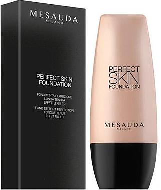 Langanhaltende Foundation - Mesauda Milano Perfect Skin Foundation
