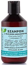 Düfte, Parfümerie und Kosmetik Shampoo für dünnes und brüchiges Haar mit Arganöl - Bioelixire Shampoo