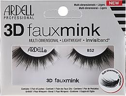 Düfte, Parfümerie und Kosmetik Künstliche Wimpern - Ardell 3D Faux Mink 852
