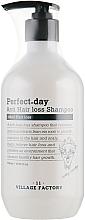 Düfte, Parfümerie und Kosmetik Stärkendes Shampoo gegen Haarausfall mit Iriswurzel - Village 11 Factory Perfect-day Anti Hair Loss
