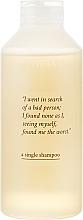 Düfte, Parfümerie und Kosmetik Shampoo mit 95% natürlichen Inhaltsstoffen - Davines A Single Shampoo