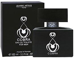 Düfte, Parfümerie und Kosmetik Jeanne Arthes Cobra Men - Eau de Toilette