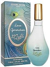 Düfte, Parfümerie und Kosmetik Jeanne Arthes Love Generation Mystic - Eau de Parfum