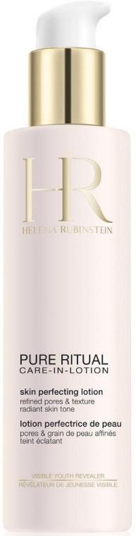 Glättende und regenerierende Reinigungslotion für Gesicht - Helena Rubinstein Pure Ritual Skin Perfecting Lotion  — Bild N1