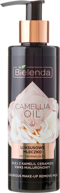 Make-up Reinigungsmilch - Bielenda Camellia Oil Luxurious Make-up Removing Milk