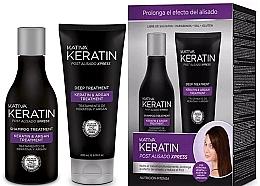 Düfte, Parfümerie und Kosmetik Haarpflegeset - Kativa Keratin (Shampoo 250ml + Conditioner 200ml)