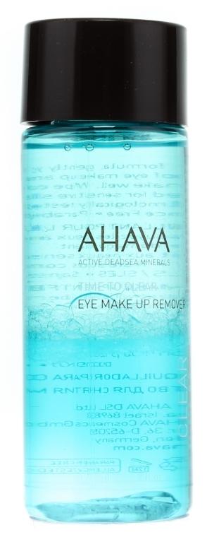 Augen-Make-up-Entferner - Ahava Time To Clear Eye Make Up Remove — Bild N2