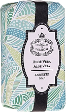 Düfte, Parfümerie und Kosmetik Naturseife Aloe Vera - Essencias De Portugal Natura Aloe Vera Soap