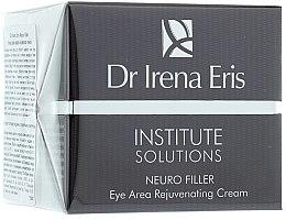 Düfte, Parfümerie und Kosmetik Verjüngende Augencreme - Dr Irena Eris Institute Solutions Neuro Filler Eye Area Rejuvenating Cream