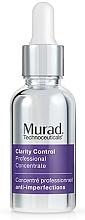 Düfte, Parfümerie und Kosmetik Porenverfeinerndes und glättendes Gesichtsserum - Murad Technoceuticals Clarity Control Professional Concentrate