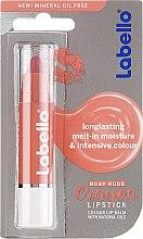 Düfte, Parfümerie und Kosmetik Lippenbalsam mit natürlichen Ölen und Pro-Vitamin E - Labello Nude Crayon Rosy Caring Lip Balm