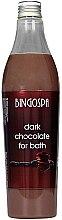Düfte, Parfümerie und Kosmetik Schaumbad mit dunkler Schokolade - BingoSpa Bitter Chocolate Bath