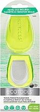 Düfte, Parfümerie und Kosmetik Make-up Schwamm mit Behälter - EcoTools Sponge With Travel Perfecting Blender