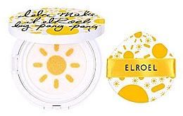 Düfte, Parfümerie und Kosmetik Cushion Foundation mit Sonnenschutz SPF 50+ - Elroel Pang Pang Big Sun Cushion SPF 50+