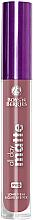 Düfte, Parfümerie und Kosmetik Flüssiger matter Lippenstift - Boys`n Berries All Day Matte Liquid Lipstick