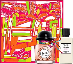 Düfte, Parfümerie und Kosmetik Hermes Twilly d`Hermes - Duftset (Eau de Parfum 50ml + Körperloton 40ml)