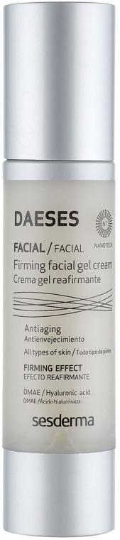 Straffendes Gesichtscreme-Gel mit Hyaluronsäure - SesDerma Laboratories Daeses Face Firming Cream Gel — Bild N2