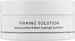 Düfte, Parfümerie und Kosmetik Hydrogel Augenpatches mit Seegurken-Extrakt und schwarzem Perlenpulver Standardgröße - BeauuGreen Sea Cucumber & Black Hydrogel Eye Patch