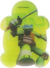 Düfte, Parfümerie und Kosmetik Kinder-Badeschwamm Die Ninja Turtles Leonardo 7 - Suavipiel Turtles Bath Sponge