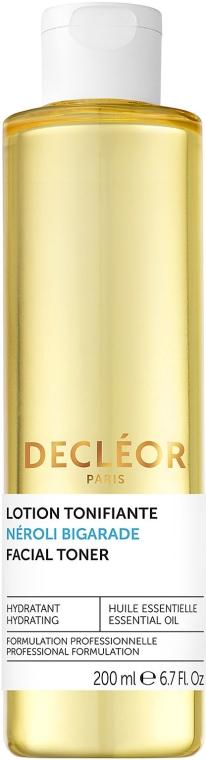 Belebende Reinigungslotion mit ätherischem Öl aus Néroli - Decleor Lotion Tonifiante Essentielle