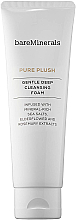 Düfte, Parfümerie und Kosmetik Gesichtsschaum mit Holunder- und Rosmarin-Extrakten - Bare Escentuals Bare Minerals Cleanser Pure Plush Gentle Deep Cleansing Foam