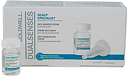 Düfte, Parfümerie und Kosmetik Serum gegen Haarausfall - Goldwell Dualsenses Scalp Specialist Anti-Hairloss Serum