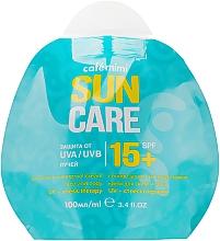 Düfte, Parfümerie und Kosmetik Wasserfeste Sonnenschutzcreme für Körper und Gesicht SPF 15+ - Cafe Mimi Sun Care