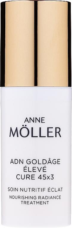 Gesichtsserum - Anne Moller ADN Goldage Eleve Cure Nourishing Radiance Treatment — Bild N1