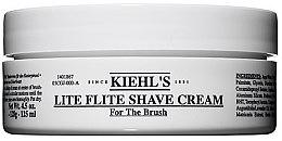 Düfte, Parfümerie und Kosmetik Pflegende und glättende Rasiercreme mit Kampfer-, Menthol- und Lavendelextrakt - Kiehl's Lite Flite Shave Cream