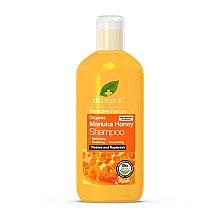 Düfte, Parfümerie und Kosmetik Shampoo mit Manuka-Honig - Dr. Organic Manuka Honey Shampoo