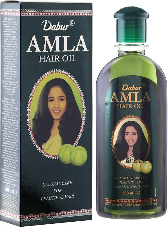 Haaröl mit Amla-Frucht - Dabur Amla Hair Oil