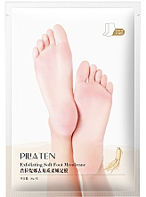 Düfte, Parfümerie und Kosmetik Exfolierende Fußmaske - Pilaten Exfoliating Soft Foot