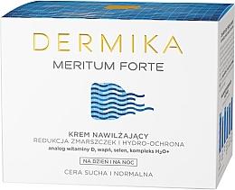 Düfte, Parfümerie und Kosmetik Feuchtigkeitsspendende Gesichtscreme - Dermika Meritum Forte Face Cream