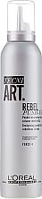 Düfte, Parfümerie und Kosmetik Strukturierender & volumengebender Haarschaum Haltegrad 4 - L'Oreal Professionnel Tecni.Art Rebel Push-Up